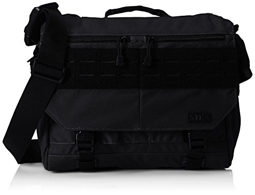 5.11 Tactical Rush Delivery Mike Sac Bandoulière, 36 cm, 6 L, Noir
