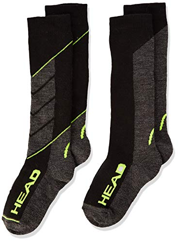 Head Ski V-shape Kneehigh 2p deporte