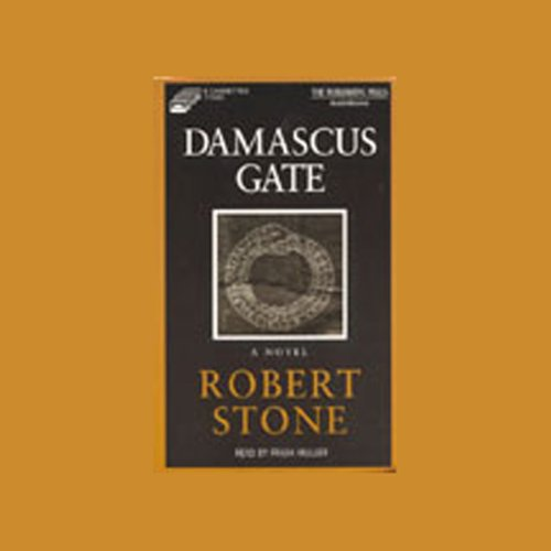 Damascus Gate cover art