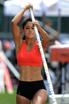 FC Posters TGP Allison Stokke 24X36 Banner Poster Rare #FC333507