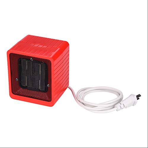Ventilatorkachel, 500 W, elektrische radiator, miniventilator, verwarming, kantoor, huishouden, mobiele telefoon, warm, ventilator, voor de winter, kas.