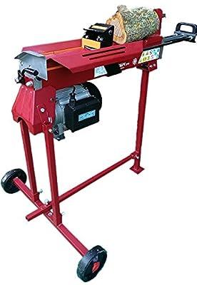 Electric Log Splitter | 7 Ton Wood Cutter | Hydraulic Logsplitter Titan Pro