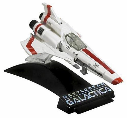 Titanium Series Battlestar Galactica 7.6cm Vehicle Viper