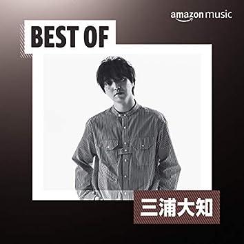 Best of 三浦大知