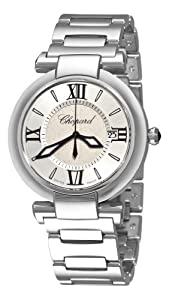 Chopard Women's 388532-3002 Imperiale 36mm Stainless-Steel Watch Prices and Now and review