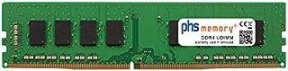 PHS-memory 32GB RAM módulo para MSI Nightblade X2 9S6-B10611-072 DDR4 UDIMM 2666MHz PC4-2666V-U
