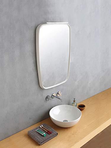 Leonardo Bagno Waschbecken, rund, ohne Bohren, Durchmesser 42_cm
