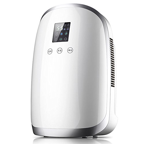 Best Bargain LUOER Dehumidifier With LED Display 1700Ml Water Tank, Auto Quiet Portable Compact Home...