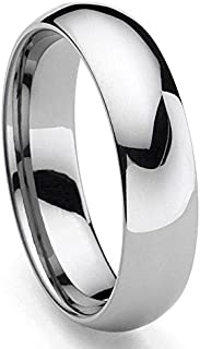 Eric Designs Tungsten Wedding Band Ring Size 5-15.5