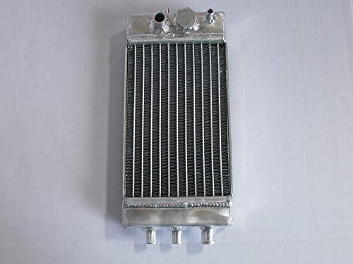 Radiador de aluminio Para Aprilia RS/SX 50; Derbi Senda R/SM/DRD 50 MY06; Gilera RCR/SMT 50CC Switching Rx Enduro MX 2000-2005-2020