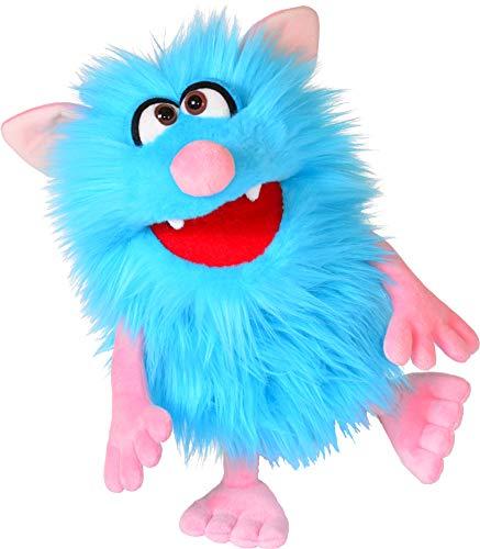Living Puppets W819 Schorsch Handpuppe, Blau