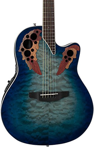Ovation Celebrity Elite Plus - Super Shallow - Regal-Natural