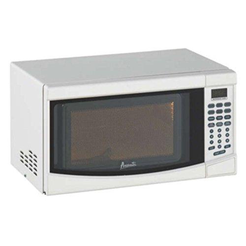 Avanti White 0.7-cubic foot 700-watt Microwave Oven