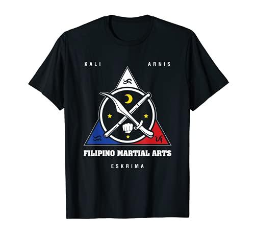 Kali Arnis Filipino Martial Arts Culture T-Shirt