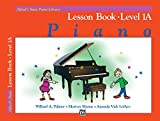 Alfred's Basic Piano Library Lesson Book, Bk 1A (Alfred's Basic Piano Library, Bk 1A)