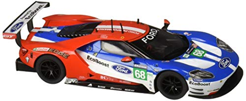 Scalextric Ford GT GTE No. 68 Le Mans 1:32 Slot Race Car C3857 (Scalextric Continental Sports Cars Best Price)
