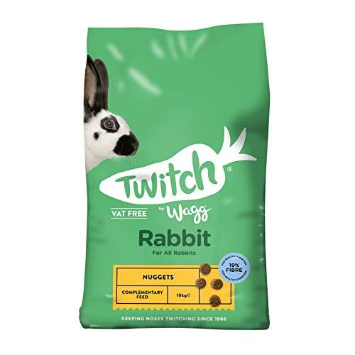 Wagg - Twitch comida para conejos (2kg) (Puede Variar)
