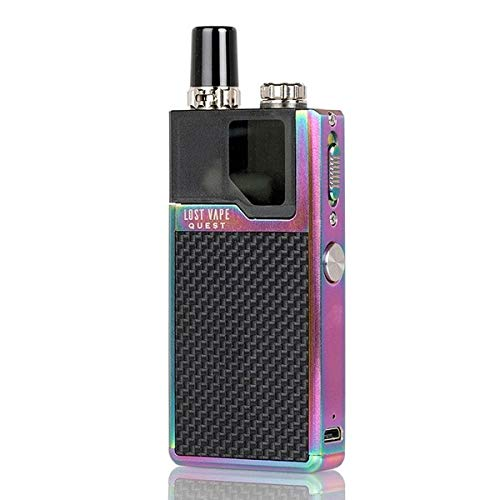 Orion Búsqueda de Vape Kit (arco iris/negro de la armadura) - No hay nicotina....