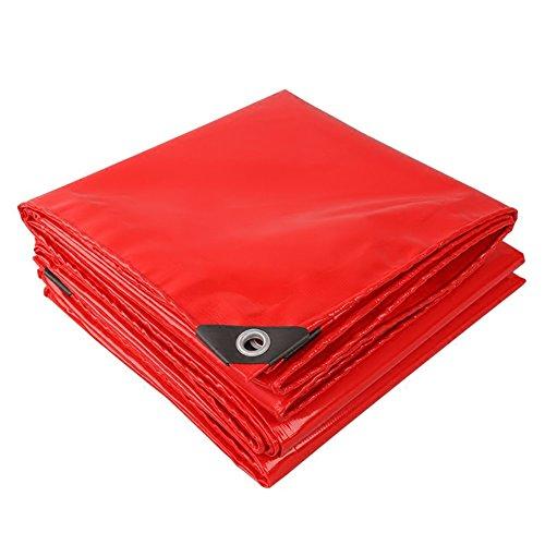 JXXDDQ Lona de PVC de doble cara resistente al agua, apta para cubierta de celebración (tamaño: 2 x 4 m)