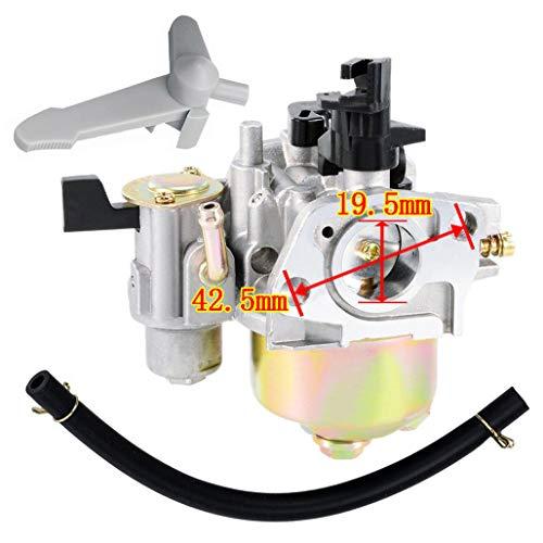 YOFMOO Carburetor Air Filter Kit Compatible for Harbor Freight Predator 212cc 6.5hp Go Kart OHV Engine R210 68121 69727 68120 69730 Homelite Pressure Washer 179cc 180cc DJ165F 2700PSI 2.3GPM
