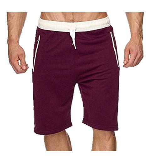 N\P Verano de los Hombres pantalones Cortos de Color de Coincid