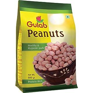 Gulab Raw Peanuts (Nitrogen Flushed Pack)