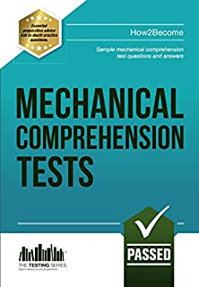 Mechanical Comprehension Tests: Sample mechanical comprehension test questions and answers (Testing)