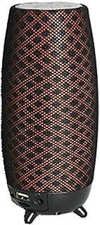 KJRJLY Bluetooth Speaker Card Red Cloth Indoor Smart Speaker Personalized Bluetooth Speaker