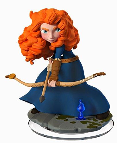 Disney Infinity 2.0 Merida Figur (Xbox One/360/PS4/Nintendo Wii U/PS3)