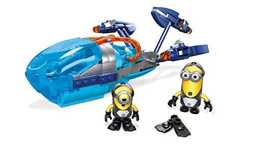 Mega Construx FND06 - Minions Ich-eenvoudig onverbeterbaar bootavontuur, uniseks child