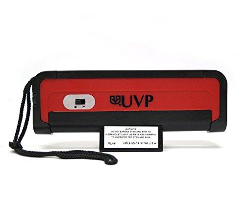 UVP 95-0158-04 Mini UV Lamp, 4W, Shortwave, 4AA Battery