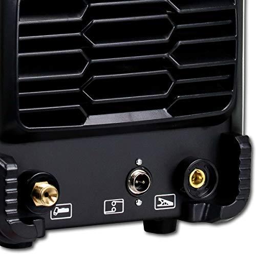 STAHLWERK CUT 60 ST IGBT Plasmaschneider mit 60 Ampere bis 24mm Schneidleistung für Lackierte Bleche und Flugrost geeignet 7 Jahre Herstellergarantie - 5