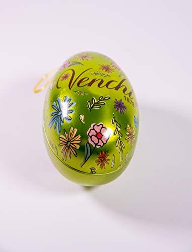 Uovo VENCHI Metallo CONTENENTE Gallina Cioccolato al Latte GR 50 (per Informazioni CONTATTARE Il Venditore)
