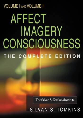 Affect Imagery Consciousness: Volume I: The Positive Affects by Silvan S. Tomkins PhD (2008-02-15)