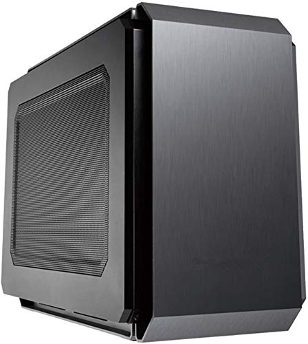 ATX Mid Tower Computer ZY-04 PC Computer Case with Tempered Glass, Pre-Installed RGB Fan with 10 Backlit Modes and LED Light Strip, 240mm AIO and 323mm VGA Support, Bottom Mount PSU