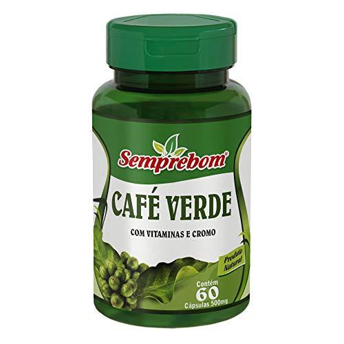 Café Verde - Semprebom - 60 caps - 500 mg