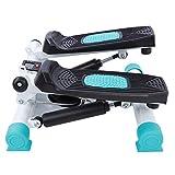 EBTOOLS Stepper Fitness casa, Stepper con Monitor LCD Piccolo Stepper Regolabile Altezza, ...