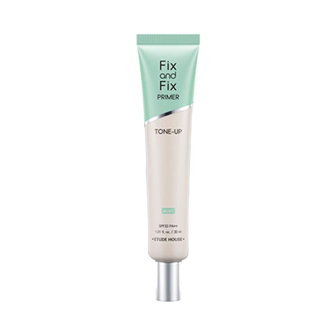 弓体現する重々しい(3 Pack) ETUDE HOUSE Fix And Fix Primer Tone Up Primer - Mint (並行輸入品)