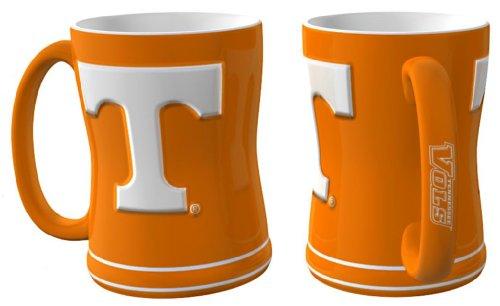 Boelter Brands NCAA Tennessee Volunteers 452263 Coffee Mug, Team Color, 14 oz