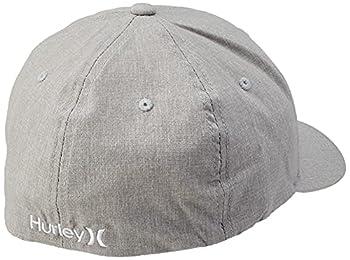 Hurley M Phantom Resist Hat, Homme, Gris, L