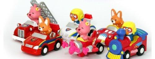 pororo juguetes fabricante