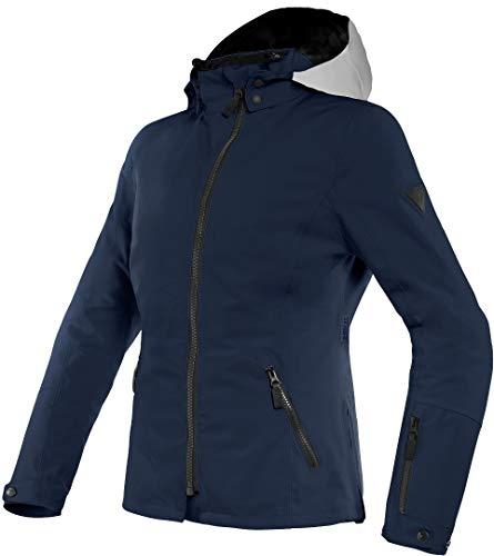 DAINESE Giacca donna moto Mayfair lady black iris blu navy 42 jacket