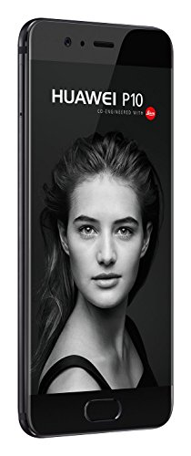Huawei P10 Smartphone (12,95 cm (5,1 Zoll) Touch-Display, 64 GB Interner Speicher, Android 7.0,  EMUI 5.1) Graphite Black - 2