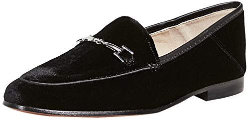 Sam Edelman Women's Loraine Loafers, Black, 6 Medium US