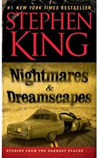 Nightmares & Dreamscapes (Paperback) - Common
