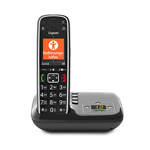 Gigaset E720A elegantes Seniorentelefon...