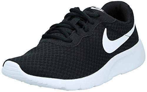 Nike Tanjun (GS), Zapatillas de Running para Niños, Negro (Black/White/White 011), 38 EU