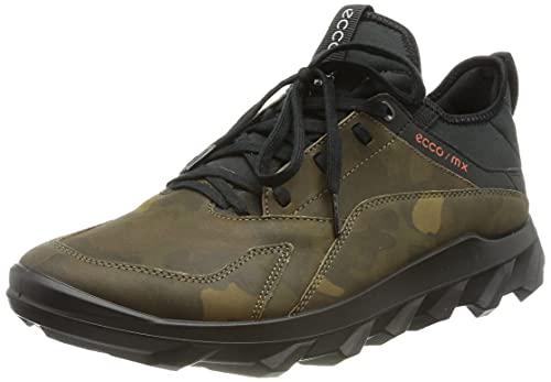 ECCO MX, Zapato de Senderismo Hombre, Tarmac/Black, 42 EU