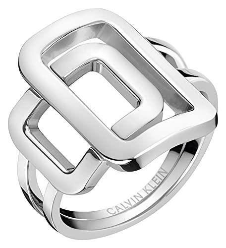 Calvin Klein Damenring Perky KJDRMR000108 Ringgröße 57/18,1