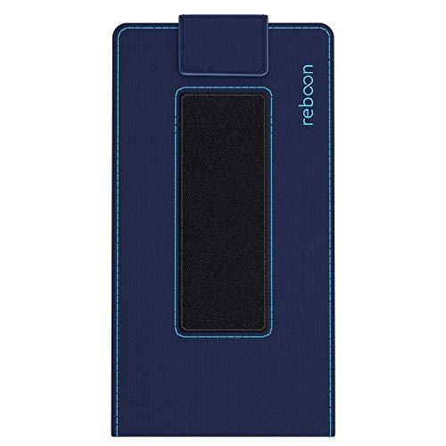 Hülle für Obi Worldphone SF1 Tasche Cover Hülle Bumper | Blau | Testsieger